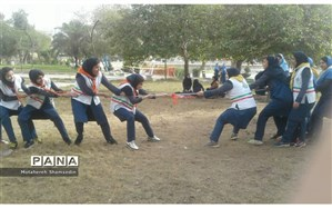 برگزاری اردوی مهارتی تشکیلات پیشتازان در دبیرستان دوره اول عفاف