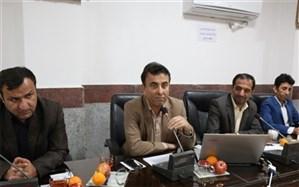 نشست مدیران مدارس منطقه بردخون  برگزار شد