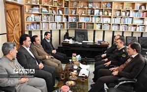 مدیرکل آموزش و پرورش کرمانشاه: ارتقای فرهنگ ترافیک با مشارکت نظام تعلیم و تربیت میسر میشود