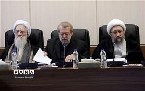ادامه بررسی لایحه الحاق جمهوری اسلامی ایران به کنوانسیون پالرمو در مجمع