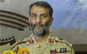 فرمانده مرزبانی ناجا: امنیت در دو سوی مرزهای چهارگانه برقرار است