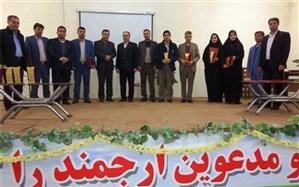 همایش بهبود صلاحیت های حرفه ای معلمان ومدیران در شهرستان خدابنده برگزارشد