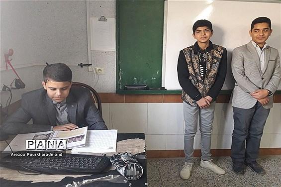 اجرای طرح مدام در دبیرستان استعدادهای درخشان شهید ذوالفقاری میبد