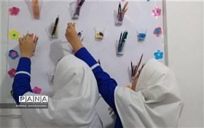دیوار مهربانی و خلاقیتی برای آموزش مهربانی و نوعدوستی