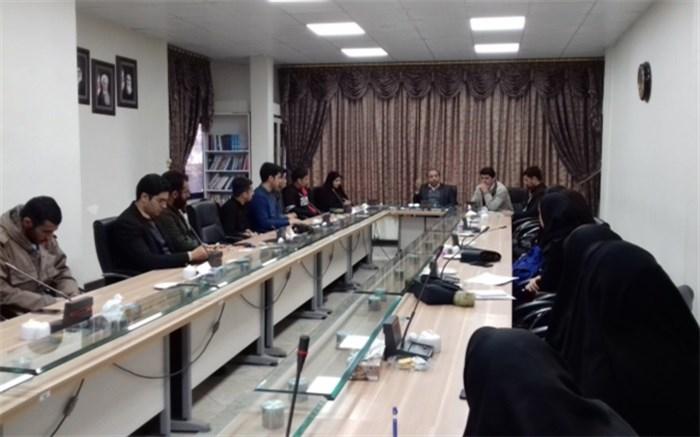 برگزاری مجمع مشورتی جوانان فیروزکوه