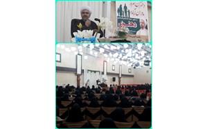 برگزاری همایش دختران امروز،  مادران آینده در کاشمر