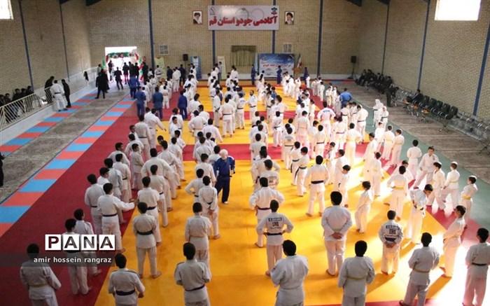 افتتاح خانه جودوی استان قم  با حضور وزیر ورزش و جوانان