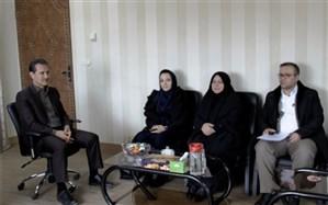 بازرسان استانداری از اقدامات صیانت از حقوق شهروندی آموزش و پرورش کردستان بازدید کردند