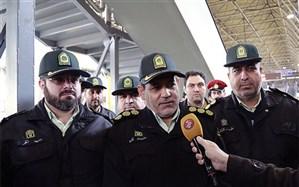 دستگیری دزدی که مسافران قطار را بیهوش می کرد +عکس