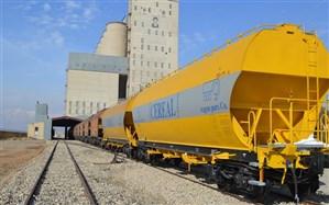 بیش از یک میلیون تن بار در راه آهن آذربایجان بارگیری شد