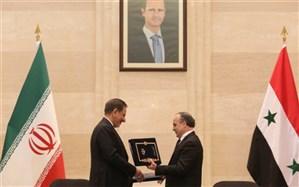 امضای ۱۱ سند همکاری میان ایران و سوریه