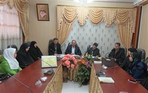 برگزاری انتخابات مجامع اعضا ومربیان سازمان دانش آموزی (پیشتازان) درناحیه 2 اردبیل