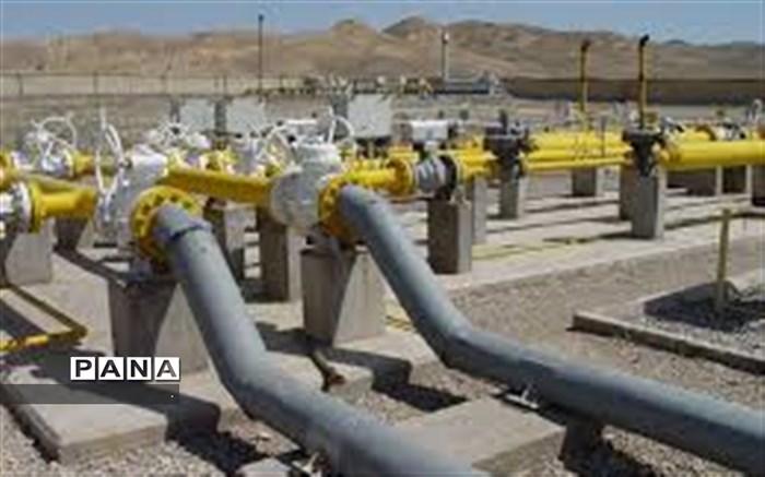 نصب ٢١ کنتور در ایستگاههای فشار گاز در شیراز