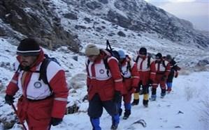 امدادرسانی به ۱۴۷۰ نفر گرفتار برف در آذربایجان غربی