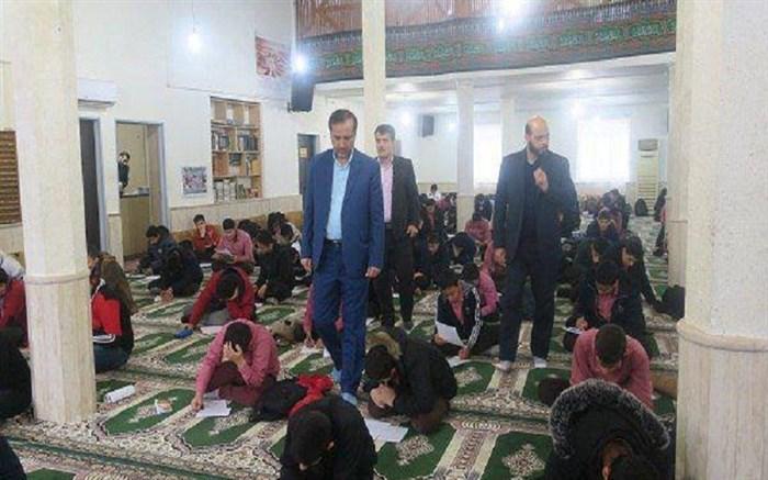 2 هزار دانش آموز تالش در مسابقات قرآن رقابت می کنند