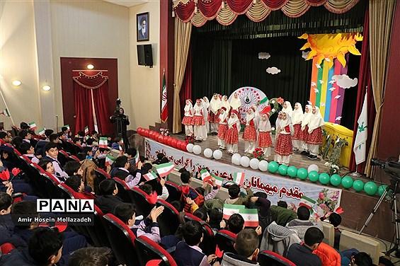 ضبط برنامه کودک در کانون پرورش فکری کودکان و نوجوانان آذربایجان غربی