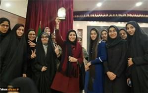 افتخار آفرینی دانشجو معلمان استان اصفهان