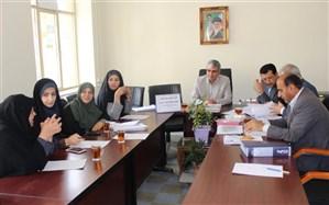 جلسه هئیت نظارت انتخابات مجامع اعضاء و مربیان سازمان دانش آموزی  کهگیلویه  و بویراحمد برگزار شد