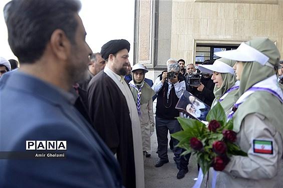 افتتاح کانون فرهنگی، تربیتی دانشآموزی امام خمینی (ره) در حرم امام راحل