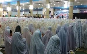 2هزار دانش آموز دختر شهرستان زابل، رسیدن به سن تکلیفشان را جشن گرفتند