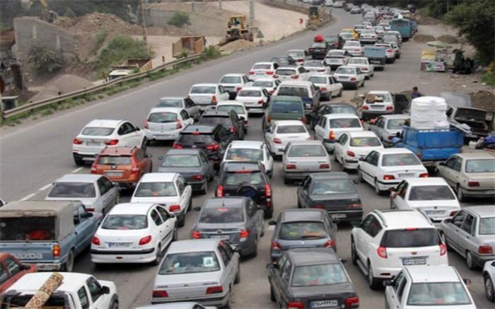 ترافیک البرز