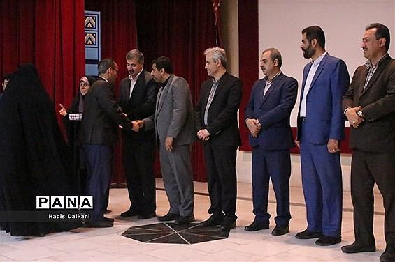 همایش تجلیل از طلایهداران فرهنگی در عرصه خیر و احسان در بوشهر-2