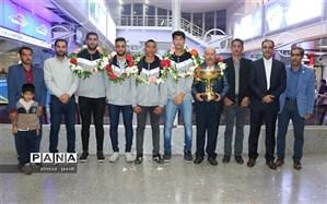 تیم بسکتبال دانش آموزی هرمزگان قهرمان کشوری شد