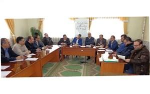 کارگروه صندوق ذخیره فرهنگیان در شهرستان خدابنده تشکیل جلسه داد