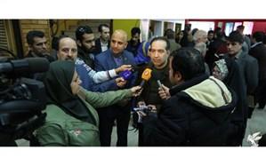حسین انتظامی: استقبال خوب از اکران ویژه روشندلان در سینما بهمن، وظیفه ما را سنگینتر کرد
