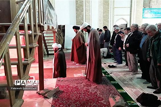 نماز جمعه شهر واوان در اسلامشهر