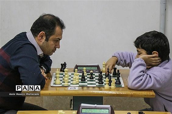 مسابقات استانی شطرنج سریع آزاد