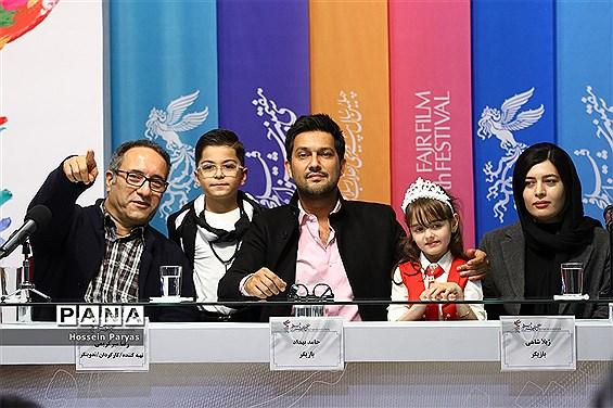 نشستهای پرسش و پاسخ فیلمهای سومین روز سی و هفتمین جشنواره فیلم فجر