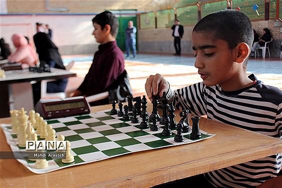 مسابقات استانی شطرنج (جام دیارنرگس )درشهرستان خوسف