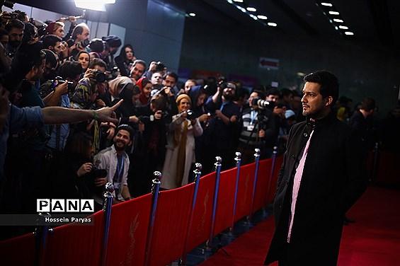 در حاشیه سومین  روز سی و هفتمین جشنواره فیلم فجر