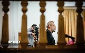 پس از اظهارات امام جمعه کرج و تهیه تومار؛ لاریجانی سخنرانی خود در کرج را لغو کرد