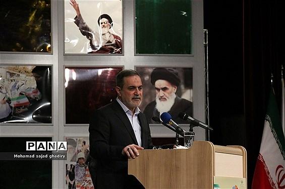 پیام وزیر آموزشوپرورش به مناسبت فرارسیدن دهه فجر و چهلمین سالگرد پیروزی انقلاب
