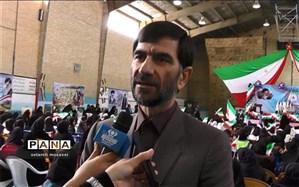 مدیرکل آموزش و پرورش استان: لزوم روحیه پویایی و نشاط میان دانش آموزان
