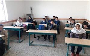 افتتاح مدرسه ١١ کلاسه کوثر همزمان با چهارمین روز از دهه مبارک فجر