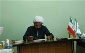 پیام تبریک  رئیس سازمان دانش آموزی استان قزوین بمناسبت فرارسیدن ایام ا... دهه فجر
