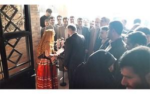 مدرسه شهید باهنر اباتر صومعه سرا افتتاح شد