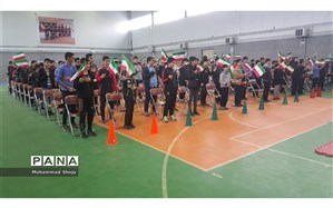 المپیاد درون مدرسه ای دانش آموزی در درگز برگزار شد