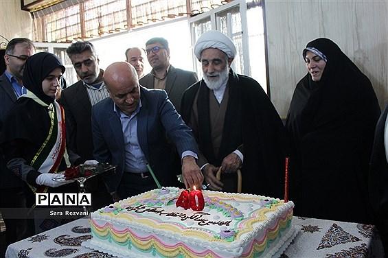 نواخته شدن زنگ انقلاب اسلامی در اسلامشهر
