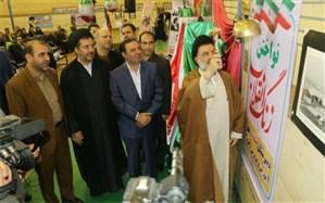 نواخته شدن زنگ انقلاب در مدارس استان لرستان