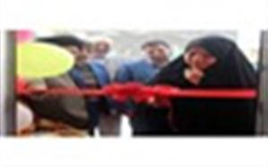 افتتاح  نمازخانه دبستان دخترانه شهید هاشمی فریمان