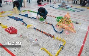 برگزاری مسابقه دومینو به مناسبت گرامیداشت دهه فجر ویژه مدارس سمپاد