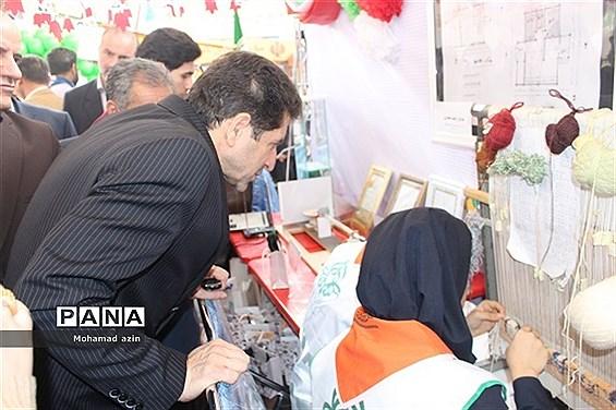 نمایشگاه دستاوردهای چهل ساله انقلاب اسلامی