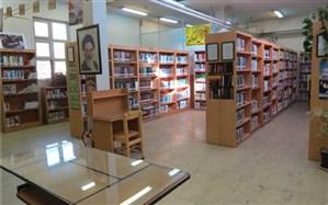 پلدشتی ها امسال بیش از 10 هزار جلد کتاب به امانت گرفتند