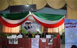 کرسی  آزاد اندیشی دانش آموزی در مدرسه فرقانی ناحیه 4 کرج  برگزار شد