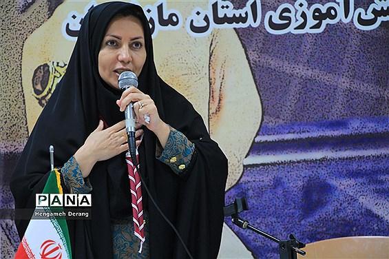 انتخابات مجمع مربیان پیشتاز زن سازمان دانشآموزی مازندران