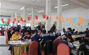 حضور حداکثری درآغاز مسابقات فرهنگی و هنری طرقبه شاندیز